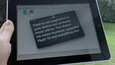 flash-ipad