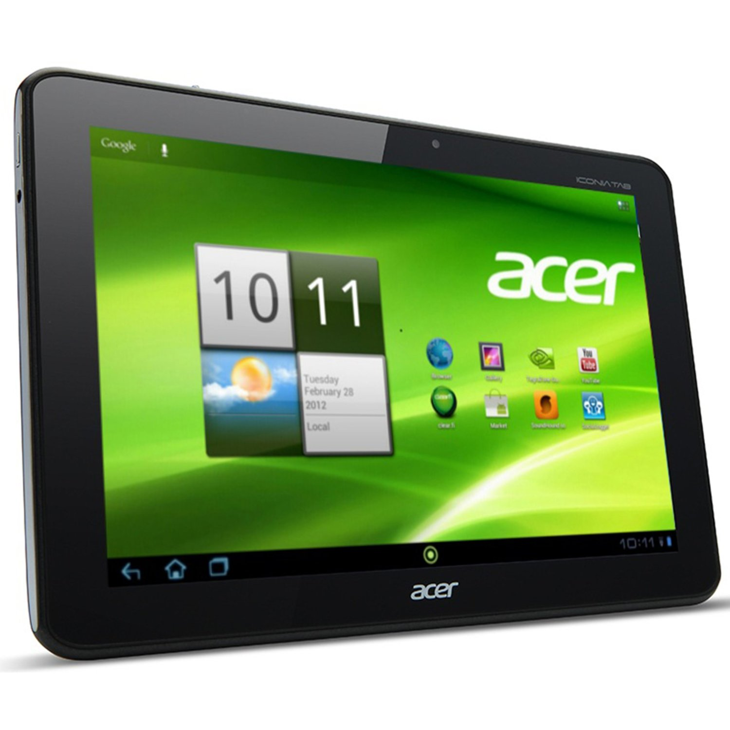 acer iconia tab a511 mit umts hsdpa kostet 479 euro. Black Bedroom Furniture Sets. Home Design Ideas