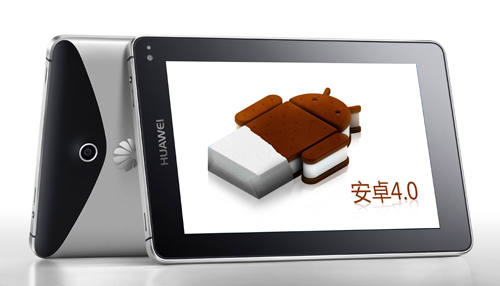 Huawei MediaPad Ice Cream Sandwich