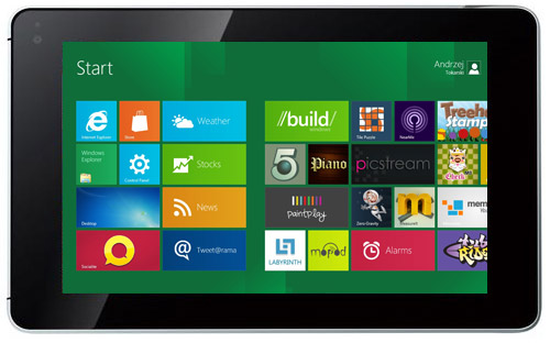 Microsoft 7 Zoll Tablet