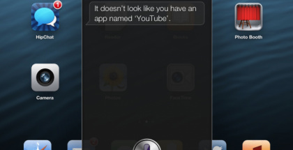 iOS 6 YouTube App