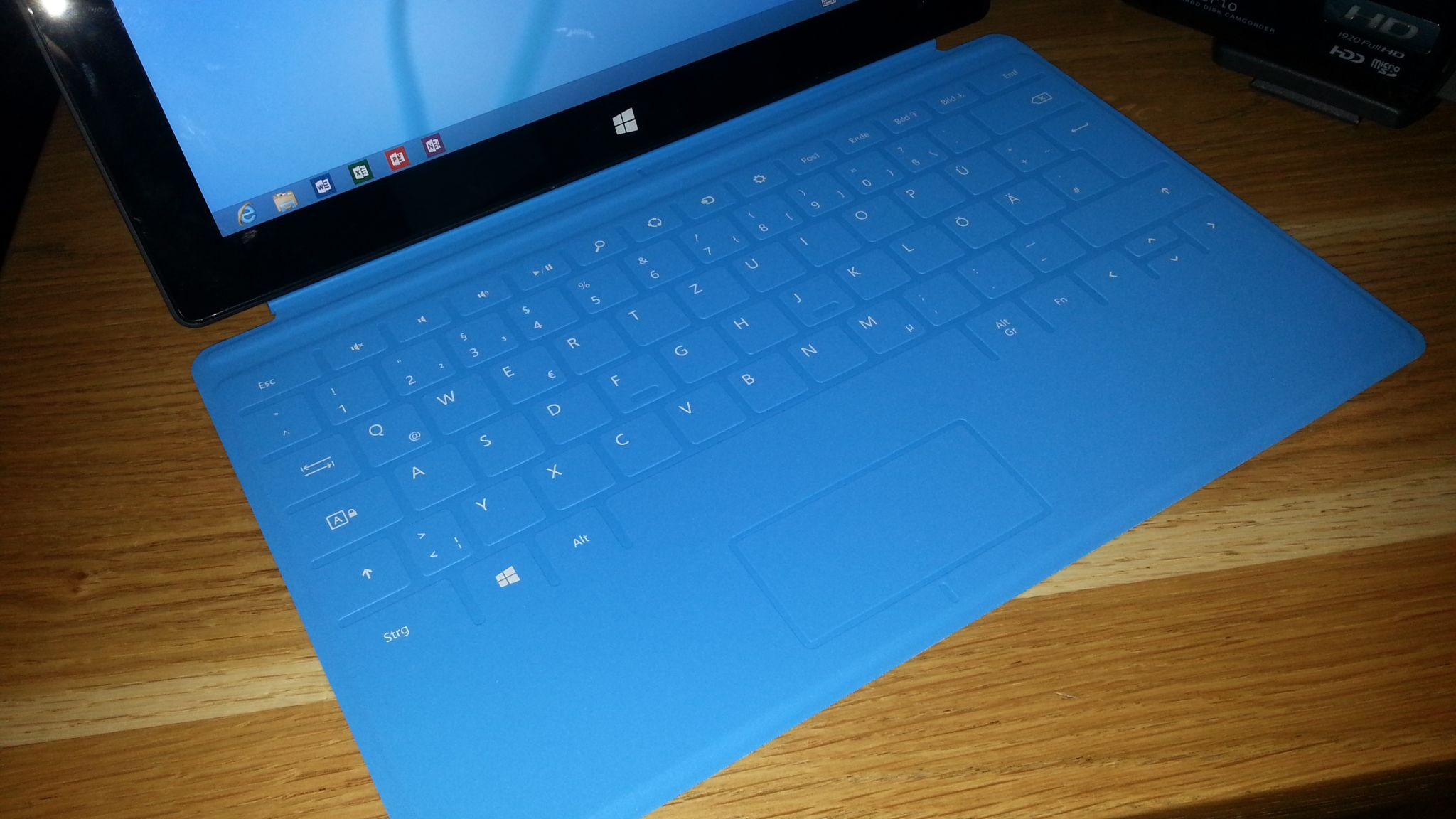 Touch Cover vom Surface RT