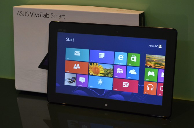 ASUS VivoTab Smart Test