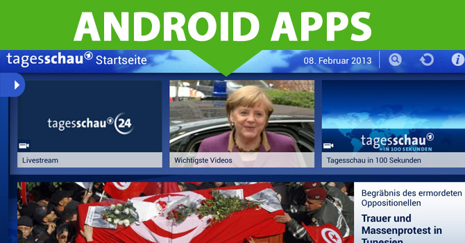 Android Apps der Woche