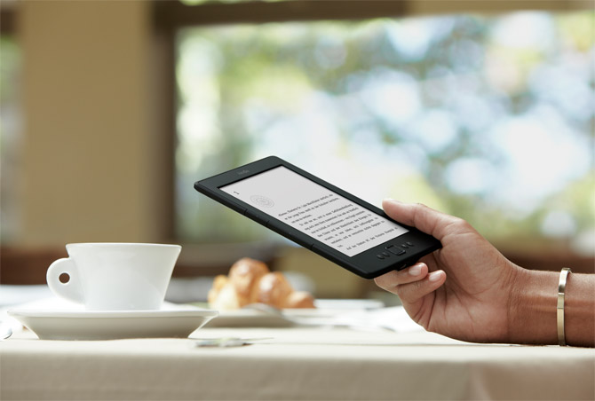 Amazon Kindle E-Books