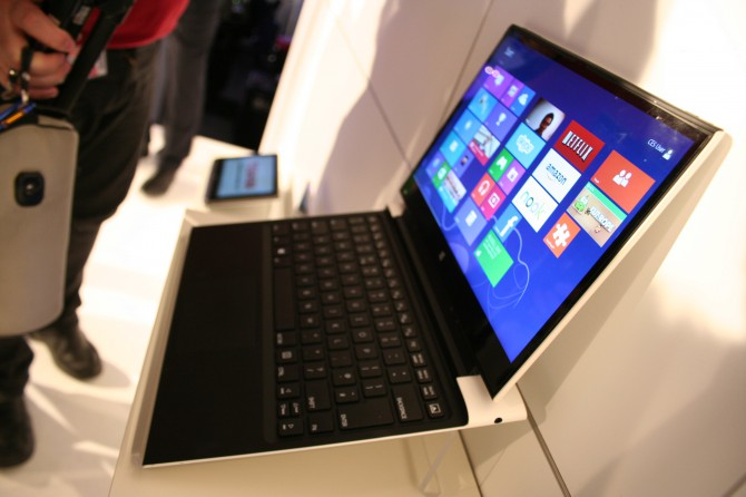 Intel Haswell Tablet