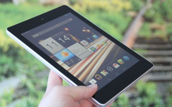 Acer Iconia A1 Unboxing