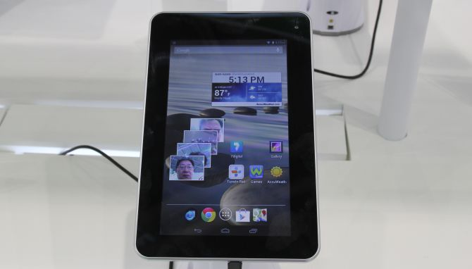 Acer Iconia B1-710 Test