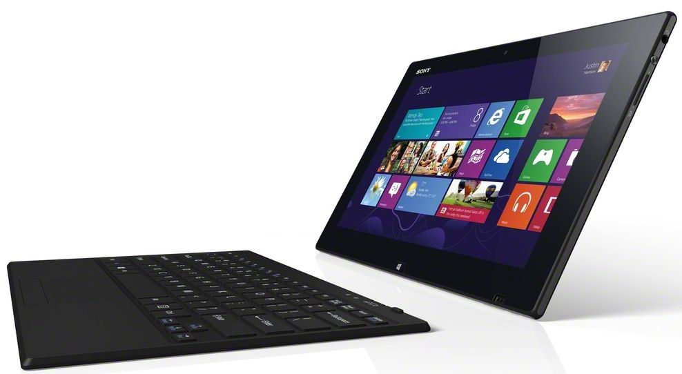 sony vaio tap 11 windows 8 1 tablet f r 799 euro mit tastatur cover angek ndigt tablet blog. Black Bedroom Furniture Sets. Home Design Ideas