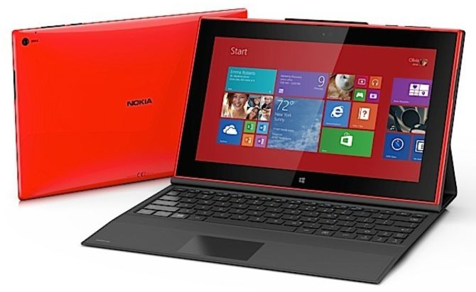 nokia lumia 2520 10 zoll tablet mit windows rt lte und. Black Bedroom Furniture Sets. Home Design Ideas