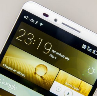 Huawei Ascend Mate 7 im Unboxing und Kurztest