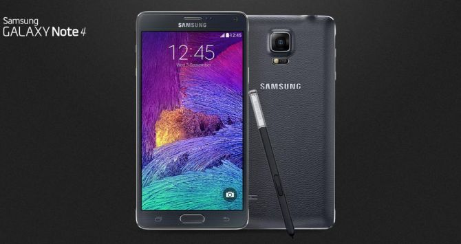 samsung galaxy note 4 ab 12 september f r 799 euro bei. Black Bedroom Furniture Sets. Home Design Ideas