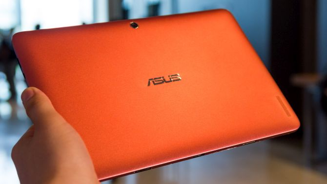 ASUS Transformer Book T100HA Rückseite