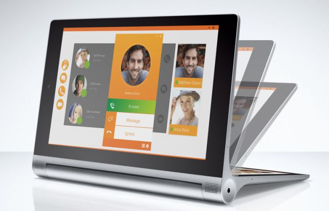 Lenovo Yoga Tablet 2 mit Android