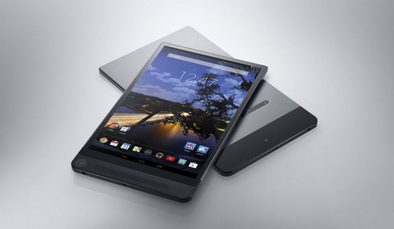 Dell Venue 8 7840 mit Android Lollipop