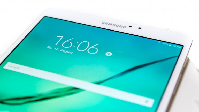 Samsung Galaxy Tab S2 Display