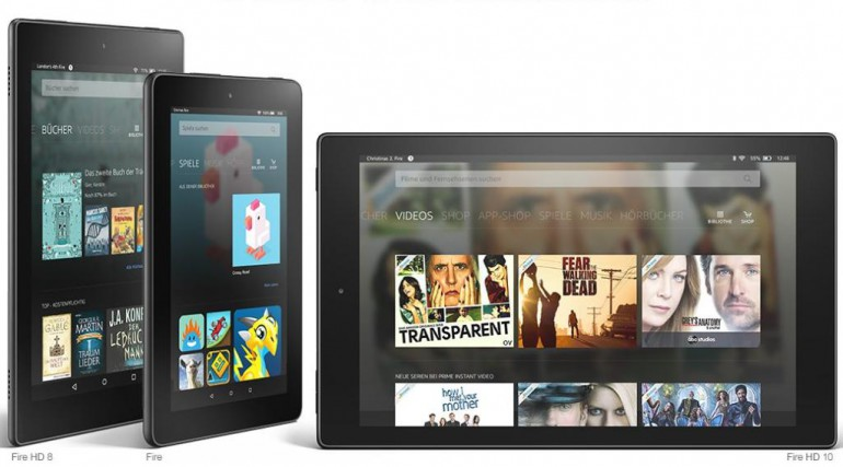 Amazon Fire Tablets