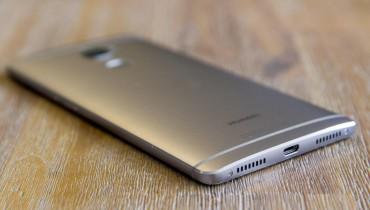 Huawei Mate S Verarbeitung
