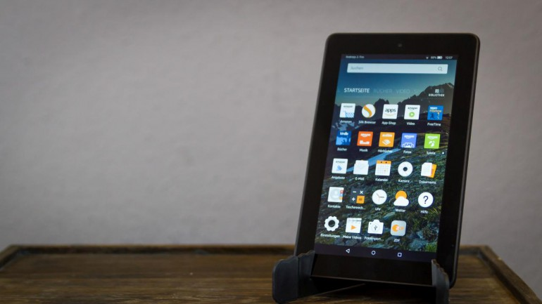 Amazon Fire Test