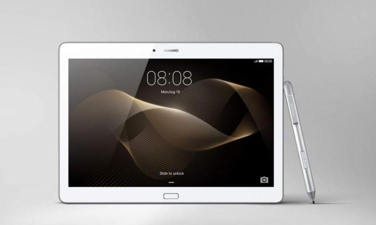 Huawei MediaPad M2 10 mit Stylus