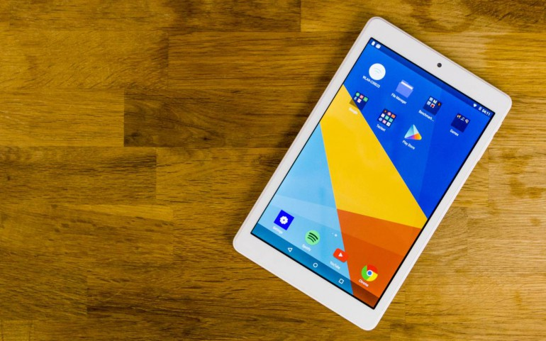 Teclast X80 Plus mit Android Lollipop