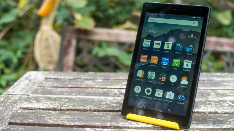Amazon Fire HD 8 2016 Review
