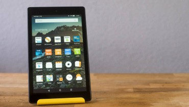Amazon Fire HD 8 Test