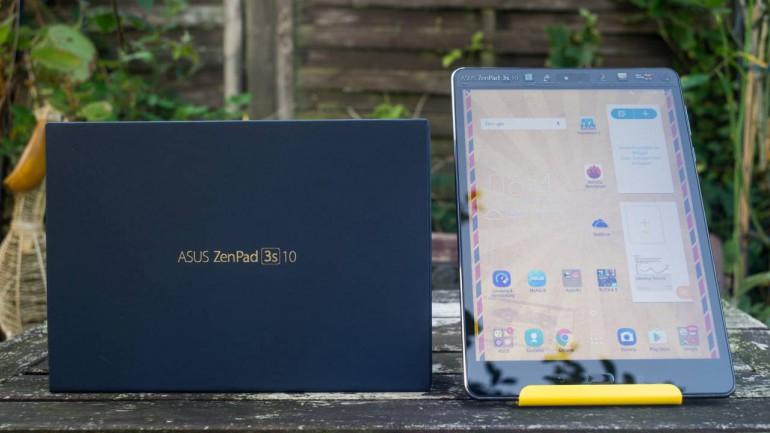 ASUS ZenPad 3S 10 Verpackung