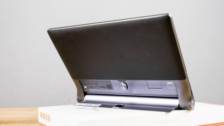 Lenovo Yoga Tab 3 Plus Rückseite