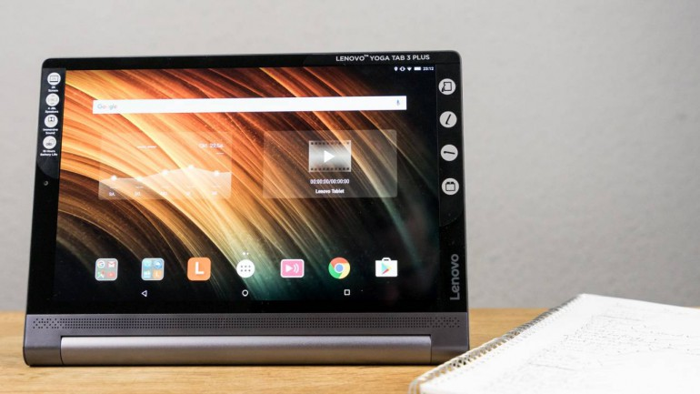 Lenovo Yoga Tab 3 Plus Tablet Test