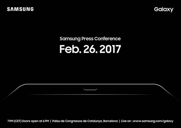 Samsung MWC Tablet