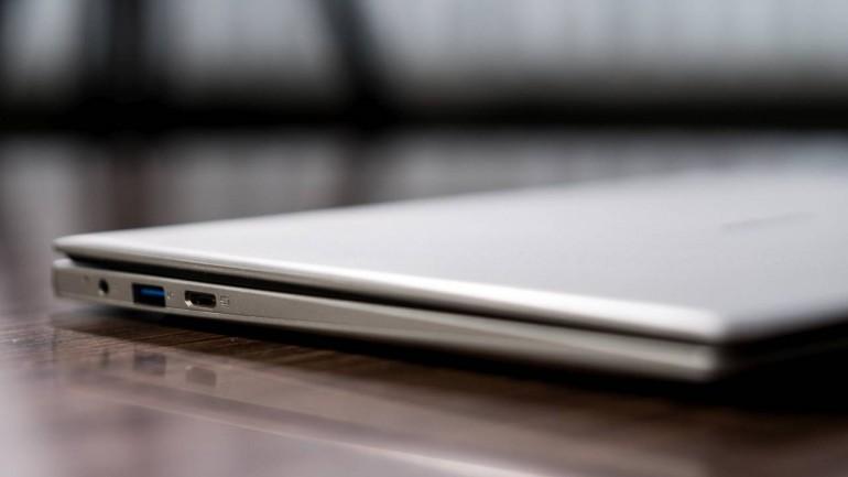 Jumper EZBook 3 Anschlüsse