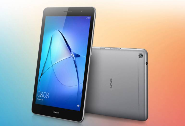 Huawei Mediapad T3 Tablets Mit Android Nougat Sind Offiziell