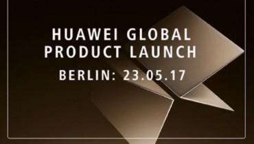Huawei MateBook 2017 Launch