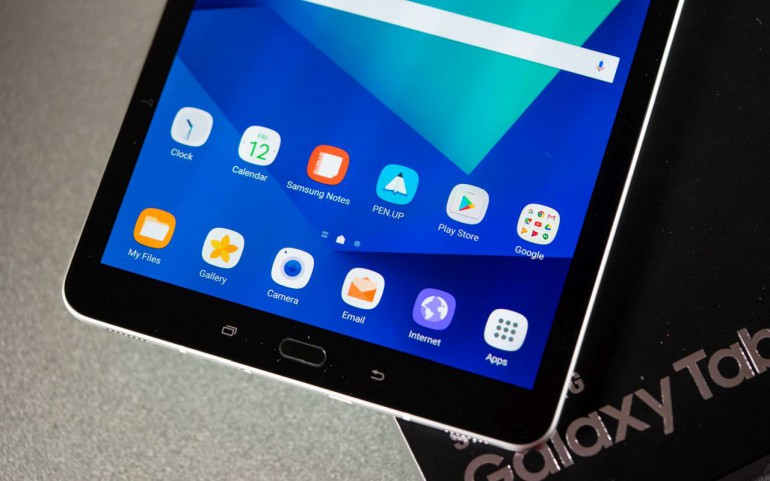 Samsung Galaxy Tab S3 Tablet Unboxing