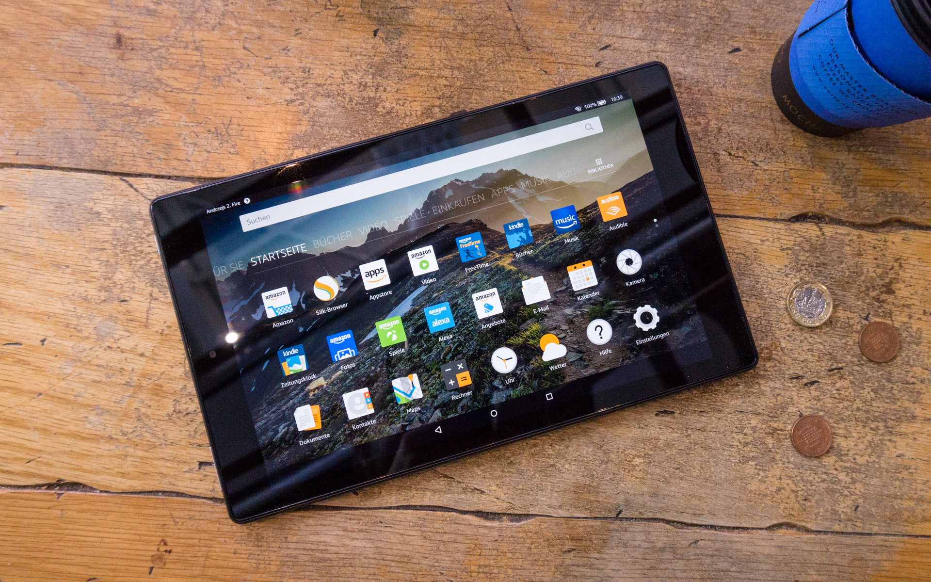 Amazon Fire HD 10 2017 Erfahrungen