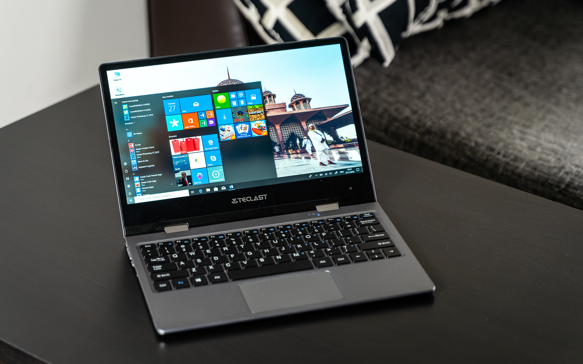 Teclast F5 Review