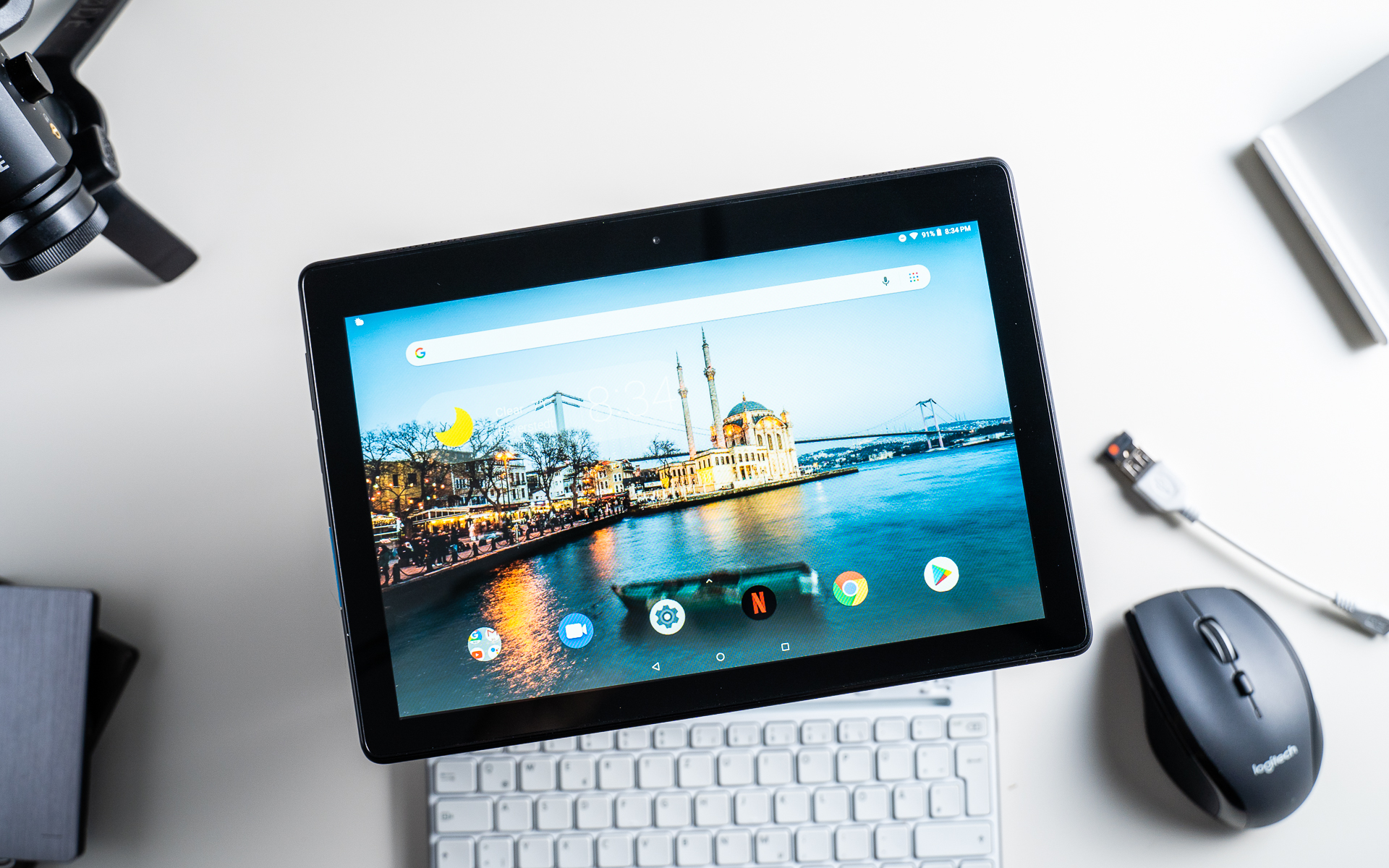 Lenovo Tab E10 Review