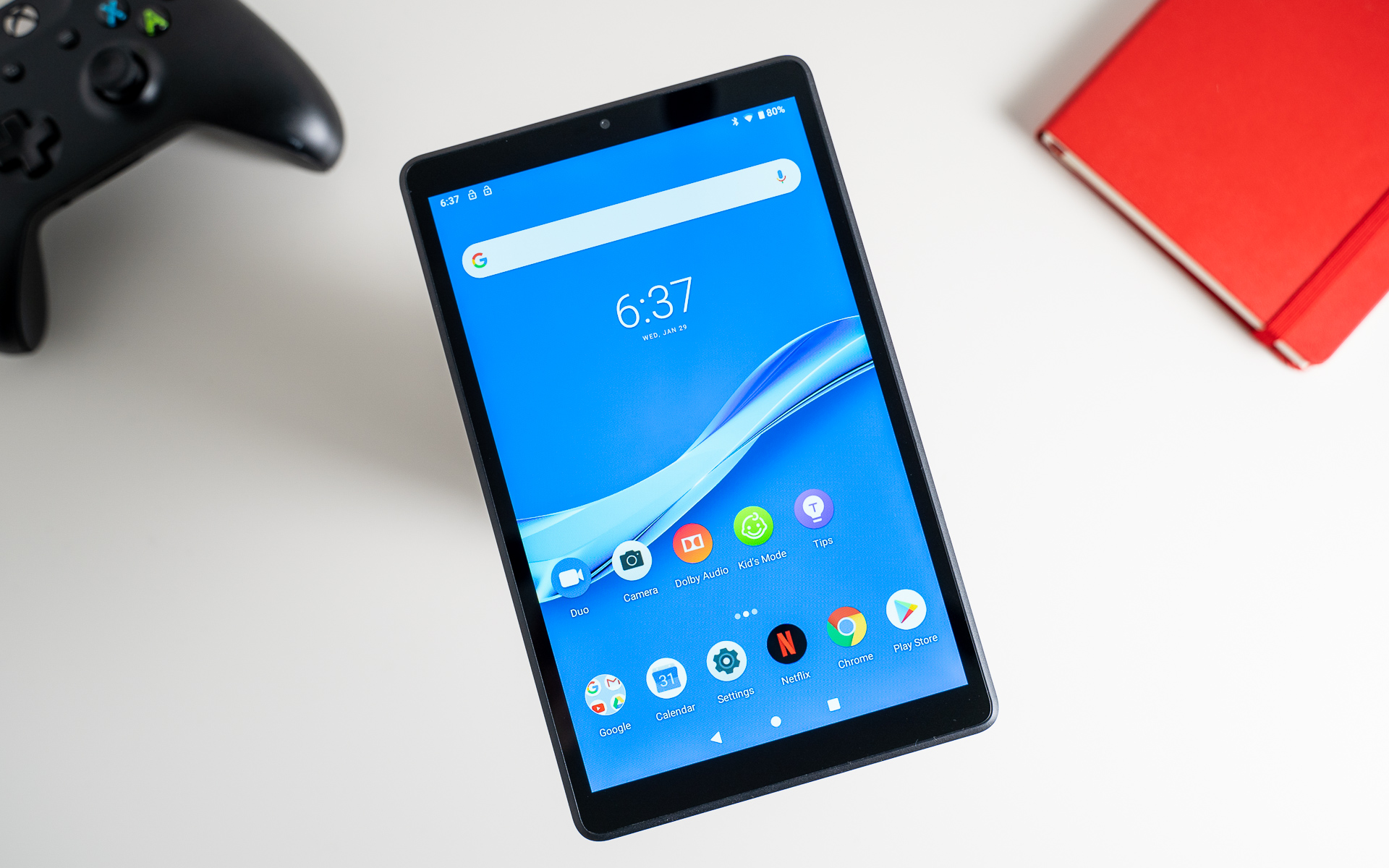 Lenovo Tab M8 HD Review